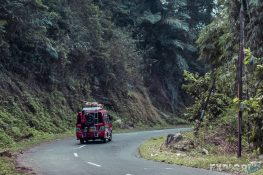 Indonesia Flores Bemo Crazy Driving Backpacking Backpacker Travel 2