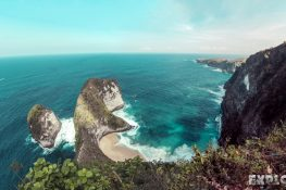Indonesia Nusa Penida Belingking Beach ExplorerVibes Backpacking Backpacker Travel