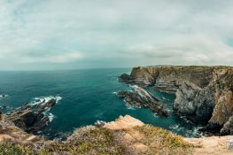 Portugal Algarve Cabo Sardao ExplorerVibes Backpacking Backpacker Travel