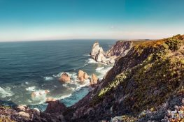 portugal sintra Cabo da Roca backpacking backpacker travel 2