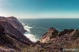 portugal sintra Cabo da Roca backpacking backpacker travel