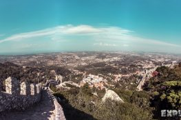 portugal sintra Castelo dos Mouros backpacking backpacker travel