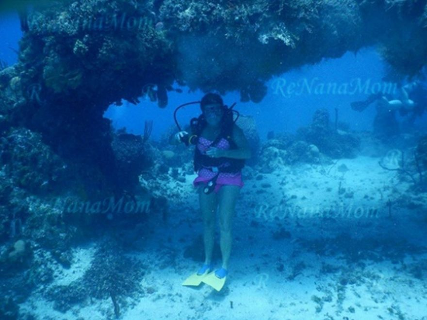 Jamaica Negril Arches Dive Spot
